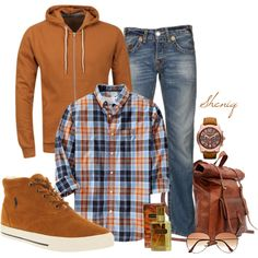 Casual Menswear by Sheniq by sheniq on Polyvore
