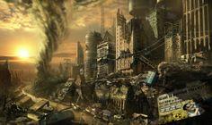 Post-Apokalyptische Bilder
