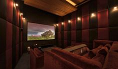 Salle de cinéma privée en bordeaux