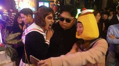 Halloween in Itaewon Halloween, Life, Spooky Halloween