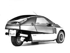 Volkswagen Scooter Concept (1986)