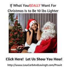 Give yourself the best gift this Christmas - A NEW YOU! Let us show you how!