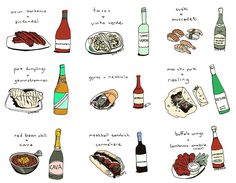 Simple Food and Wine Pairing Ideas | POPSUGAR Food
