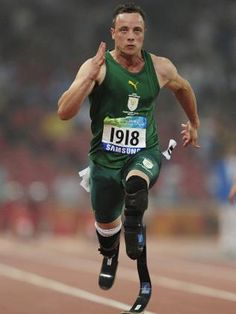 Oscar Pistorious: excited to go and watch the Paralympics so that I can see him run my-favourite-sportsmen-women Cavalier King Charles, Charles Spaniel, Paralympic Athletes, Oscar Pistorius, Deep Thought Quotes, Beyond Words, A Decade, Make Me Smile, Olympics