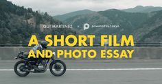 "Watch ""Gui Martinez: A Short Film and Photo Essay"" on #caferacer https://vimeo.com/216976160?ref=tw-share"