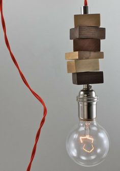 Stacked Pendant Light by scandalaskan design studio | CUTmodern