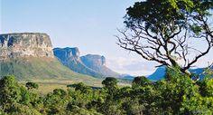 PARC: Parcnational de la Chapada Diamantina   Leparc na...