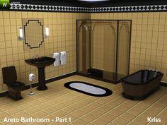 Kriss' Areto Bathroom