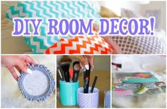 GirlsLife.com - 5 DIY room crafts on the cheap from YouTuber Eva Gutowski