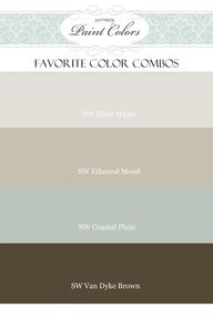 Website with good paint color combos