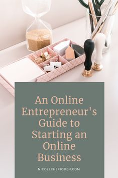 Snag An Online Entrepreneur's Guide to Starting a Business (for a basic overview of the legal issues an entrepreneur should consider when starting an online business). #legal #smallbusiness #businessowner