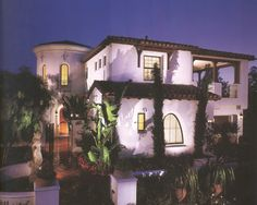Spanish colonial in CA