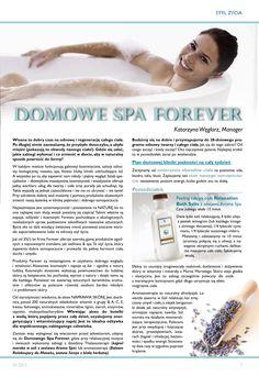 Domowe SPA Forever - ALOEMORYN aloes do picia medycyna naturalna