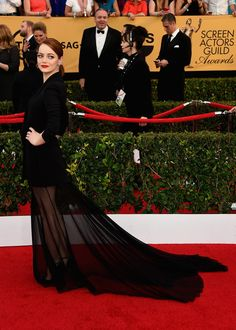 Emma Stone Photos - 21st Annual Screen Actors Guild Awards - Arrivals - Zimbio