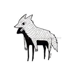 Faunwood Familiars — Faunwood Dark Art Drawings, Animal Drawings, Drawing Reference Poses, Art Reference, Illustrations, Illustration Art, Creature Design, Aesthetic Art, Wicca