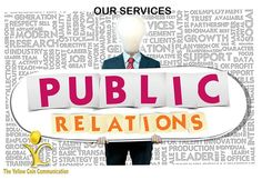 Our bunch of services! #PublicRelations