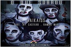 Haikaiss lança música com participações dos cariocas Iky Castilho e Ramiro Mart