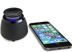 Amazon.com: Wireless Bluetooth Speaker- BLKBOX POP360 Hands Free Bluetooth Speaker With 360 Degree Sound - For iPhones, iPads, Android Phones, Samsung Galaxies, Nexus, HTCs and all other Smart Phones, Tablets, Laptops and Computers: StrongVolt: Electronics