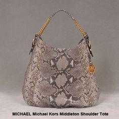 MICHAEL Michael Kors Middleton Shoulder Tote - Image  Luxe Purses