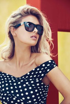 6e836635a0fc  Spring must-haves  Polka dots and the perfect shades Summer 2014