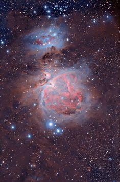 ~~M42 - The Great Orion Nebula by ZeSly~~
