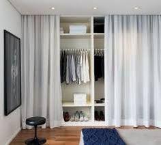 Resultado de imagen de armarios sin puerta