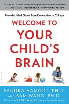 Welcome to Your Child's Brain: How the Mind Grows from Conception to College, by Sam Wang, Princeton University Professor - Great sections on the bilingual brain.