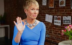 """Shark Tank's Barbara Corcoran: 4 Things Successful Entrepreneurs Do. """"You can't study to be an entrepreneur. Sometimes, you just have to jump."""" This is great advice, and well worth reading for all young people, even if you don't want to be an entrepreneur Business Professional, Business Tips, Business Women, Online Business, Barbara Corcoran, Out Of Touch, Shark Tank, Professional Development, Starting A Business"""