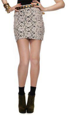 #Forever21                #Skirt                    #Ruched #Panel #Skirt #FOREVER #2079276444          Ruched Panel Skirt | FOREVER 21 - 2079276444                                  http://www.seapai.com/product.aspx?PID=106428