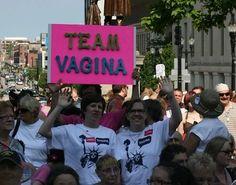 Team vagina