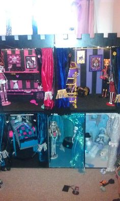 Monster High Dolls House!