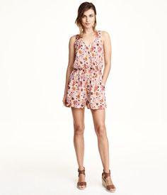 H&M Jersey-Jumpsuit 14,99