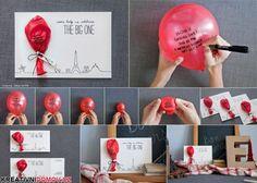 Balónkové přání