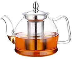 Tiramisu Authentic Italian Recipe Glass Teapot Tea Pots Tea Pot Set