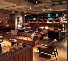 charming neuehouse york cool offices. neuehouse office lounge seating library aesthetic charming york cool offices