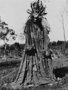 "deathandmysticism: "" Percy Amaury Talbot, Masquerade of the Akpambe Cult, Oron, Nigeria, 1907 """