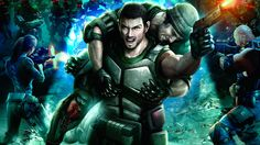 Gaming Obscura: Binary Domain - http://techraptor.net/content/gaming-obscura-binary-domain | Gaming, Gaming Opinions