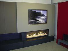 Insert à gaz pour cheminée COSMOS 145 Bodart & Gonay au meilleur prix | Liegeois