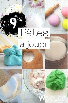 pate_a_modeler_wooloo Make Slime For Kids, Diy For Kids, Disney Christmas Decorations, Concrete Crafts, Diy Toys, Kids And Parenting, Parenting Ideas, Toddler Activities, Food Videos