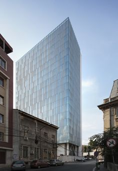 Cathedral Plaza / Westfourth Architecture