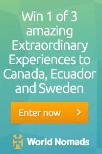 Win 1 of 3 Extraordinary Experiences