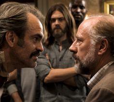 "Simon & Gregory | ""Go Getters"" | S7E5 | The Walking Dead (AMC)"