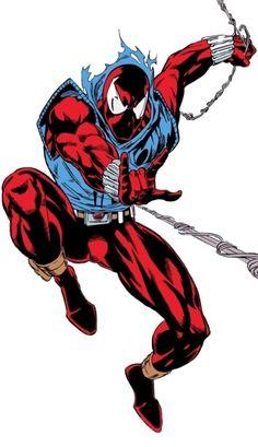 The Scarlet Spider (Ben Reilly)