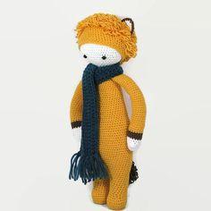 Loni the lion doll handmade. #amigurumi #boneka #bonekarajut #doll #hobby #craft #puppe #häkelpuppe #crochet #haken #häkeln #handmade #crochetaddict #crochetlove #amigurumiaddict #crochetersofinstagram #crochè #croché #handmadewithlove #madebyme #craftastherapy #instacrochet #amigurumis #lamb #rajut #lalylala #lalylalaland #kado #amigurumidoll by hippehaaksels