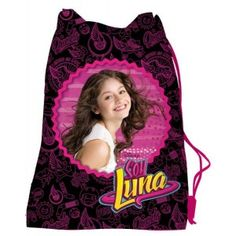 ef211a79f Soy Luna Drawstring Gym Bag Sacos De Mochila, Mochila De Cordão, Joaninha  Milagrosa,