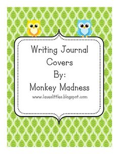 These adorable cover sheets would look GREAT onThey are owl themed with three different background options.  Be sure to check out my other owl themed objects while you're at it!  Owl Themed Word Wall Letters: http://www.teacherspayteachers.com/Product/Owl-Themed-Word-Wall-Letters-733822  Owl Themed Number Line: http://www.teacherspayteachers.com/Product/Owl-Themed-Number-Line-734949  Owl Themed Calendar Pack: http://www.teacherspayteachers.com/Product/Owl-Theme...