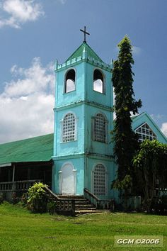 Alicia Church in Bohol Philippines