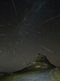 How to watch minor meteor showers as summer ends #science #space #astronomy #meteor
