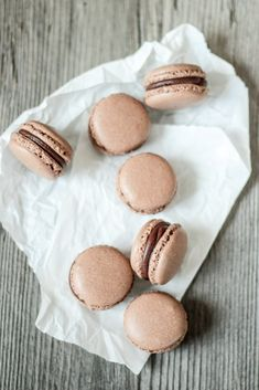 Macarons 〖Kaffee Karamell〗//