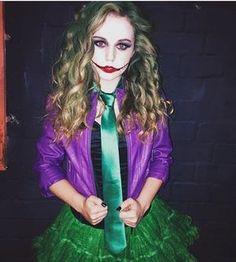 Sexy joker outfit